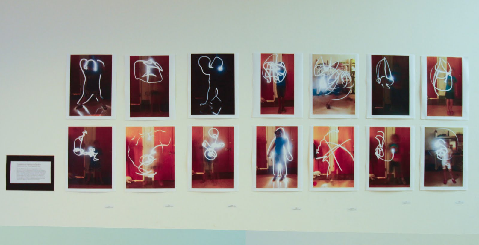 Drawing with Light Gallery Exhibition